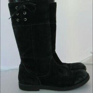 UGG Boots Rayenne Black Tall Boots